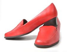 Free Red Shoes Stock Photos - 24614983