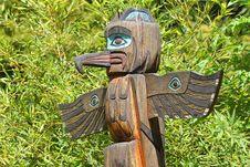 Free Totem Royalty Free Stock Image - 24616196