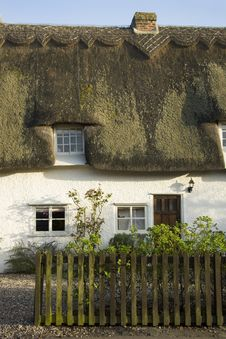 Free Thatched Roof Stock Photo - 24618950