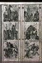 Free Doors To Historical Motives Royalty Free Stock Photo - 24627745
