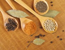 Free Spices Stock Photo - 24620350