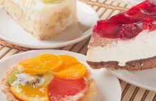 Free Fruit Cake Stock Photos - 24620953