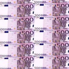 Free Euro Banknotes Background Royalty Free Stock Photo - 24621515