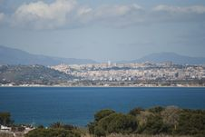 Free Sardinia - Views Of Cagliari Royalty Free Stock Photos - 24622288