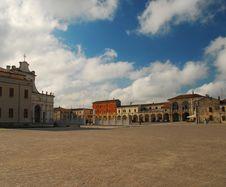 Free San Benedetto Po, Mantua, Italy Stock Photo - 24622300