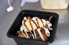 Free Takoyaki Stock Photo - 24622590
