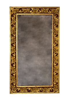 Free Retro Old Gold Frame Stock Photography - 24629502