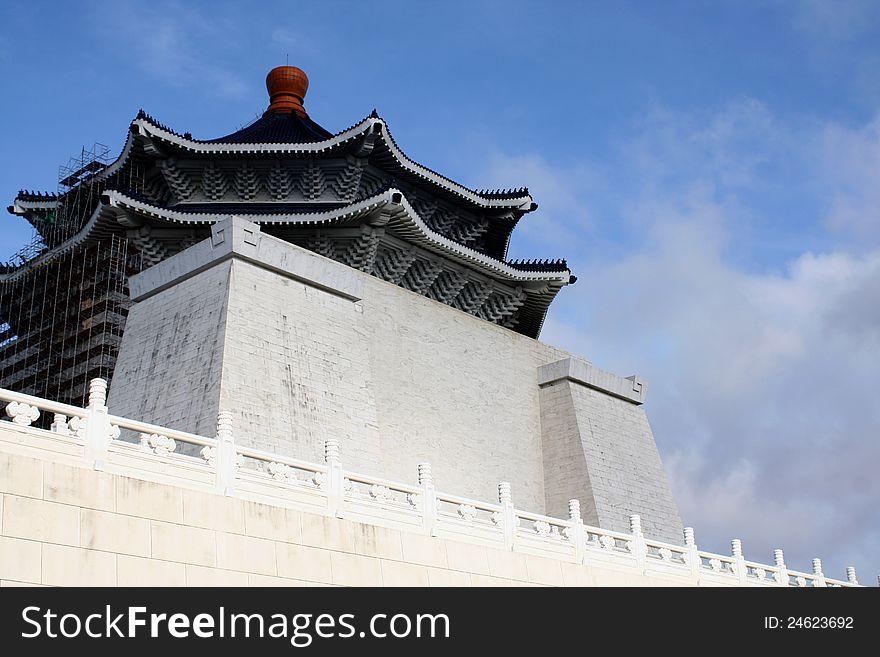 Chiang Kai-Shek Memorial, Taiwan