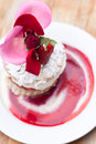 Free Delicious Strawberry Short Cake Stock Photography - 24632142