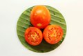 Free Sliced Tomato Stock Photography - 24633582