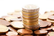 Free Euro Cent Royalty Free Stock Images - 24631899
