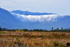 Free Mountains In Clouds Royalty Free Stock Photos - 24632838