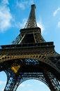 Free Eiffel Tower Royalty Free Stock Photos - 24645008
