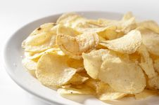 Free Chips Stock Image - 24640311