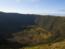 Free Volcano Crater Stock Image - 24641721