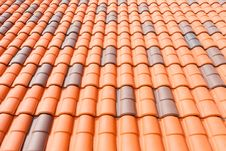 Free Roof Tile Stock Images - 24642774