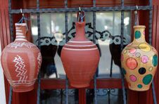Free Anatolian Earthenware Jug Stock Images - 24643604