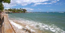Free Front Street Lahaina, Maui Stock Images - 24654234