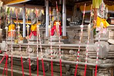 Free Statues Of Balinese Demon Royalty Free Stock Image - 24654696