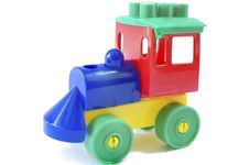 Free Wooden Toy Train Stock Images - 24657044