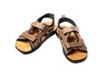 Free Brown Sandals Royalty Free Stock Photo - 24662595