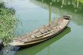 Free Old Wooden Boat Royalty Free Stock Photos - 24667298
