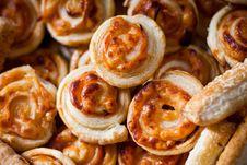 Free Savory Pastries Royalty Free Stock Image - 24665176