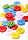 Free Many Colorful Buttons Royalty Free Stock Image - 24670956
