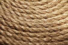 Free Old Rope Texture Royalty Free Stock Image - 24671006