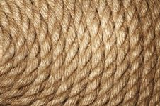 Free Old Rope Texture Royalty Free Stock Images - 24671009