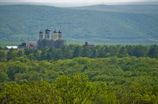 Free Codru Monastery, Romania Royalty Free Stock Image - 24672936