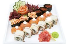 Free Sushi Royalty Free Stock Images - 24673619