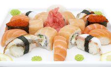Free Sushi Stock Photo - 24673740