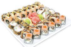 Free Sushi Stock Image - 24673741