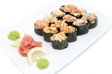 Free Sushi Stock Photo - 24673750