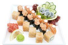 Free Sushi Stock Photography - 24673772