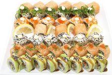 Free Sushi Stock Photography - 24673792