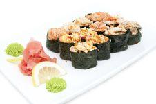 Free Sushi Stock Photos - 24673793