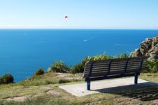 Free Top Of Mount Maunganui Stock Image - 24675041
