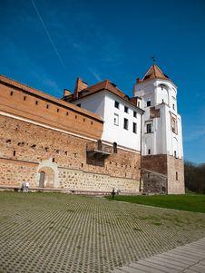 Free Mir-Belarus Royalty Free Stock Image - 24677356