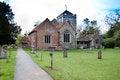 Free Grays Elegy Church In Stoke Poges England Royalty Free Stock Photos - 24687678