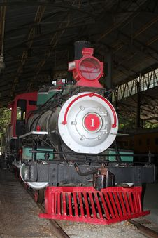 Free Locomotive Royalty Free Stock Images - 24680289