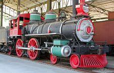Free Locomotive Royalty Free Stock Photos - 24680308