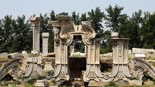 Free Old Summer Palace Royalty Free Stock Image - 24680516