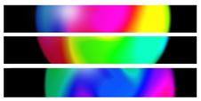 Free Rainbow Banners Stock Photography - 24680692
