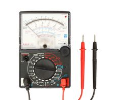 Free Multimeter With Probe Stock Photo - 24681690