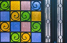 Free Stain Glass Royalty Free Stock Photos - 24683548