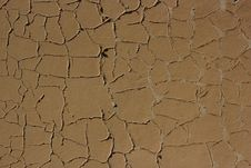 Free Cracked Wall - Darker Royalty Free Stock Photography - 24690097