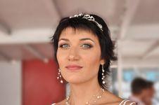 Free Portrait Of Bride Stock Image - 24692551