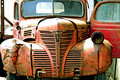 Free Old Red Truck Stock Photo - 2476610